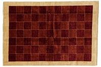 Oriental Collection Gabbeh Teppich, FineGab, reine Schurwolle, 169 x 244 cm