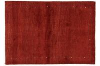 Oriental Collection Gabbeh-Teppich 104 x 150 cm gemustert rot