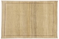 Oriental Collection Gabbeh-Orientteppich 107 x 160 cm beige