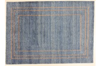 Oriental Collection Gabbeh-Teppich blau 99690