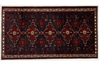 Oriental Collection Hamedan, 155 x 290 cm