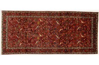 Oriental Collection Hamadan Teppich 132 x 290 cm