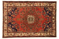 Oriental Collection Hamadan Teppich 133 x 195 cm