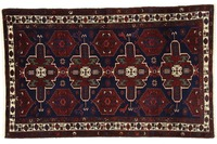 Oriental Collection Hamadan Teppich 128 x 205 cm