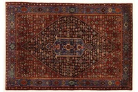 Oriental Collection Hamadan Teppich 147 x 210 cm