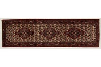 Oriental Collection Hamadan Teppich 85 x 300 cm