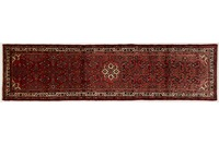 Oriental Collection Hamadan Teppich 84 x 314 cm