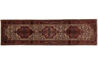 Oriental Collection Hamadan Teppich 80 x 310 cm