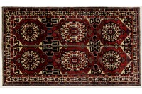 Oriental Collection Hamadan Teppich 173 x 300 cm