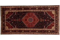 Oriental Collection Hamadan Teppich 168 x 340 cm
