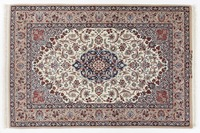 Oriental Collection Isfahan auf Seide 107 cm x 160 cm
