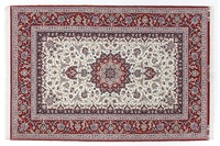 Oriental Collection Isfahan auf Seide 131 cm x 196 cm