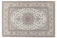 Oriental Collection Isfahan auf Seide 202 cm x 305 cm