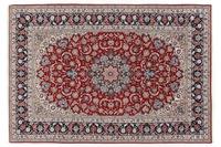 Oriental Collection Isfahan auf Seide 210 cm x 307 cm