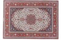 Oriental Collection Isfahan auf Seide 212 cm x 305 cm