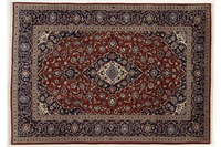 Oriental Collection Kashan Teppich 188 x 265 cm