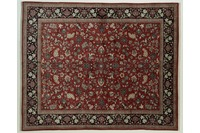 Oriental Collection Kashan Teppich 203 x 244 cm