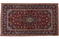 Oriental Collection Kashan Teppich 146 x 256 cm
