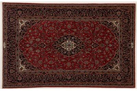 Oriental Collection Kashan Teppich 141 x 220 cm