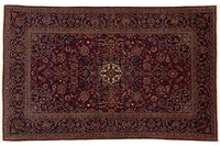 Oriental Collection Kashan Teppich 140 x 220 cm