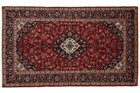 Oriental Collection Kashan Teppich 146 x 248 cm