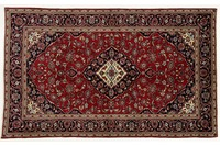Oriental Collection Kashan Teppich 160 x 260 cm