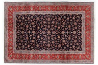 Oriental Collection Kashan Teppich 197 cm x 297 cm