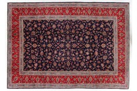 Oriental Collection Kashan Teppich 200 cm x 287 cm