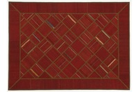 Oriental Collection Kelim Patchwork, 150 x 207 cm, handgewebt