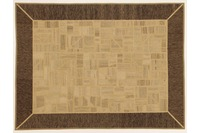 Oriental Collection Kelim Patchwork, 149 x 199 cm, handgewebt