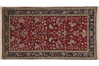 Oriental Collection Kerman-Teppich 70 x 130 cm (stark gemustert)