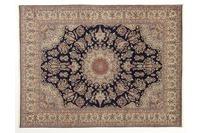 Oriental Collection Perser Teppich, Kerman, reine Wolle, 247 x 328 cm