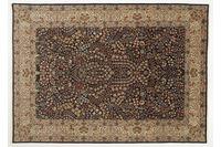Oriental Collection Perser Teppich, Kerman, reine Wolle, 250 x 348 cm