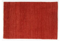 Oriental Collection Gabbeh-Teppich roter Loribaft 100 cm x 150 cm