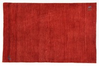 Oriental Collection Gabbeh-Teppich Loribaft 100 cm x 157 cm leuchtend rot