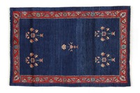 Oriental Collection Gabbeh-Teppich Loribaft 102 cm x 156 cm