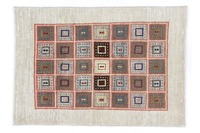 Oriental Collection Gabbeh-Teppich Loribaft 104 cm x 147 cm