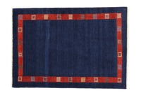 Oriental Collection Gabbeh-Teppich Loribaft 110 cm x 152 cm