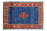 Oriental Collection Gabbeh-Teppich Loribaft 110 cm x 160 cm