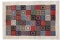Oriental Collection Gabbeh-Teppich Loribaft 114 cm x 166 cm