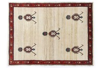 Oriental Collection Gabbeh-Teppich Loribaft 130 cm x 175 cm