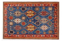 Oriental Collection Gabbeh-Teppich Loribaft 142 cm x 210 cm