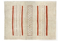 Oriental Collection Gabbeh-Teppich Loribaft 157 cm x 214 cm