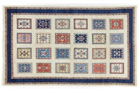 Oriental Collection Gabbeh-Teppich Loribaft 160 cm x 267 cm
