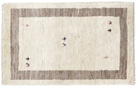 Oriental Collection Gabbeh-Teppich Loribaft 96 cm x 158 cm