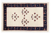 Oriental Collection Gabbeh-Teppich Loribaft 97 cm x 150 cm (Iran)