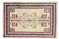 Oriental Collection Gabbeh-Teppich Loribaft 98 cm x 145 cm