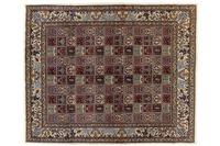 Oriental Collection Mud-Felder 245 cm x 300 cm