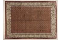 Oriental Collection Mud rot 76048, Orientteppich