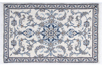 Oriental Collection Nain Teppich 12la 88 x 139 cm